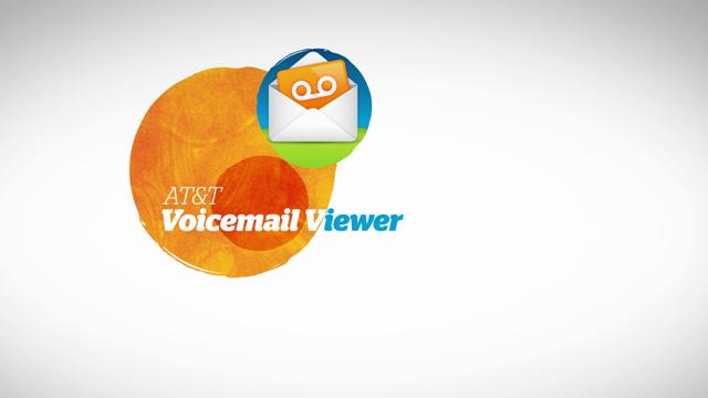 Att Voicemail Viewer App Digital Phone Unified Messaging