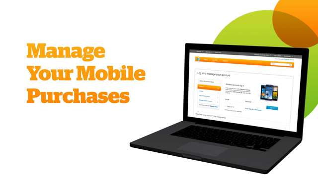 Manage Mobile Purchases And Subscriptions Wireless Support - Invoice printing software free atandt online store
