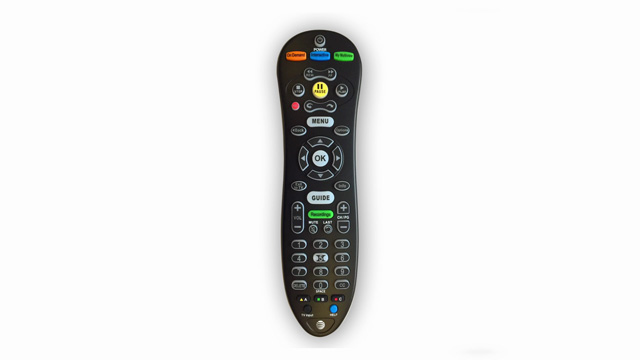 Instructions and Codes to Programm Your U-verse TV S20 Remote - U
