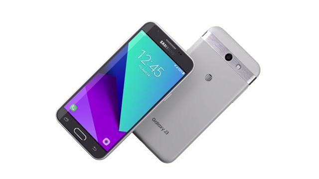 Samsung Galaxy J3 (2017) - Silver