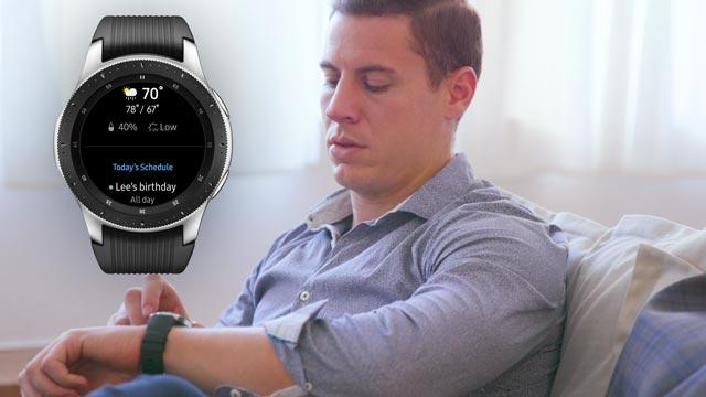 Samsung Galaxy Watch - 46mm