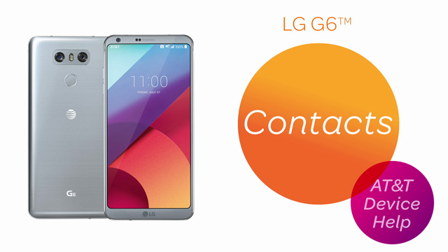 LG G6 (H871 / H871S) Device Help & How-To Guides - AT&T