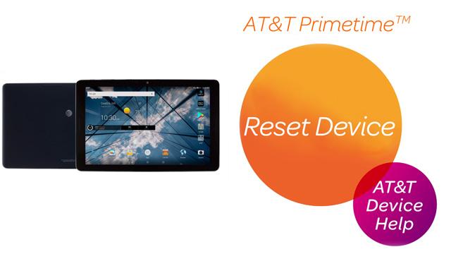 AT&T Primetime (K92) - Reset Device - AT&T