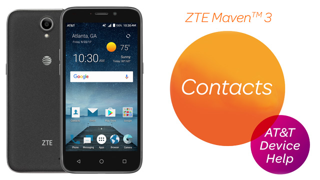 ZTE Maven 3 (Z835) Device Help & How-To Guides - AT&T