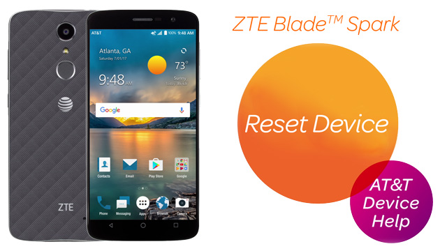 ZTE Blade Spark (Z971) Support Videos - AT&T Device Support